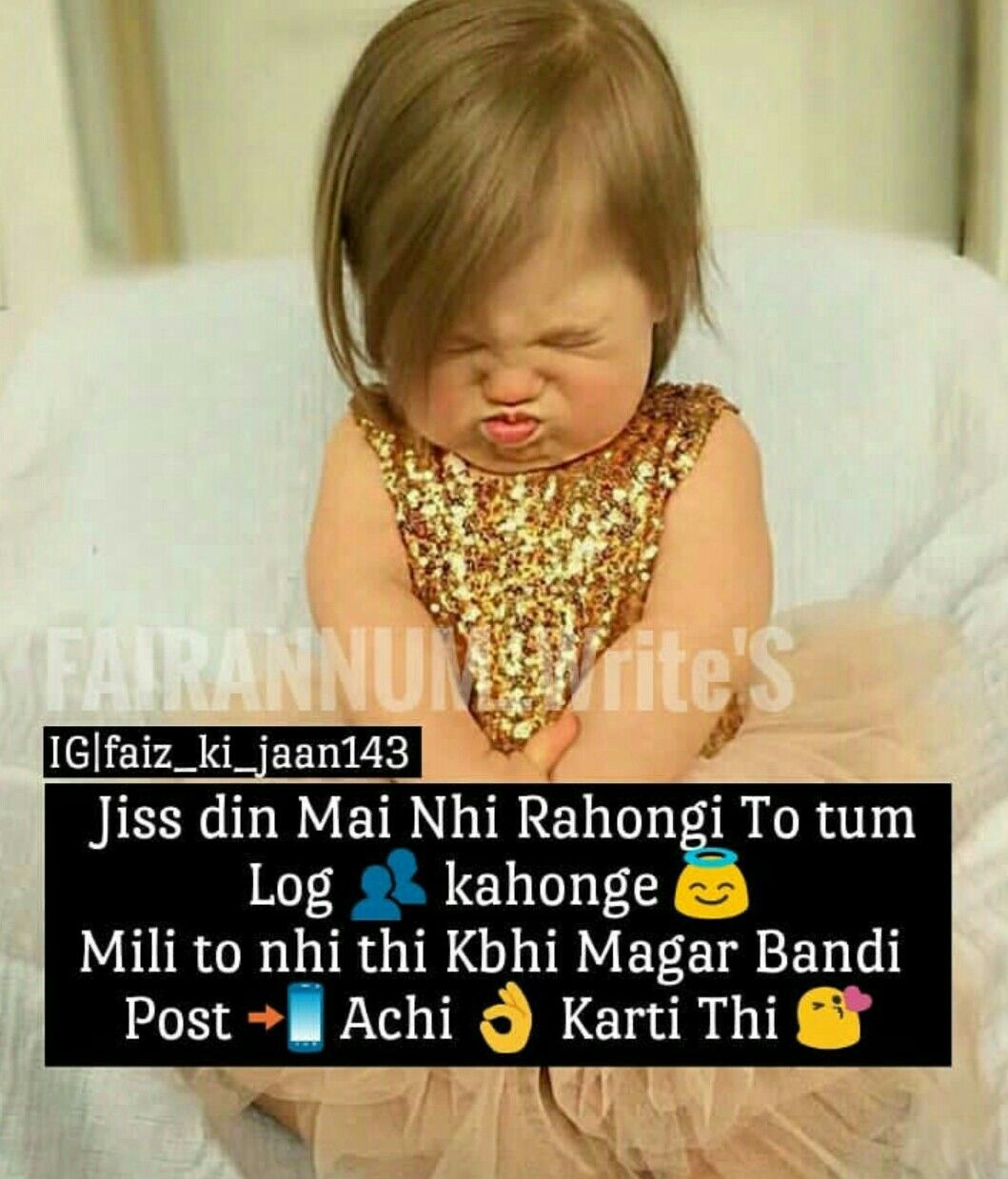 Pin By Chiku Bansal On Comedy Joke S Funny Girly Quote Funny Quotes For Kids Cute Baby Quotes