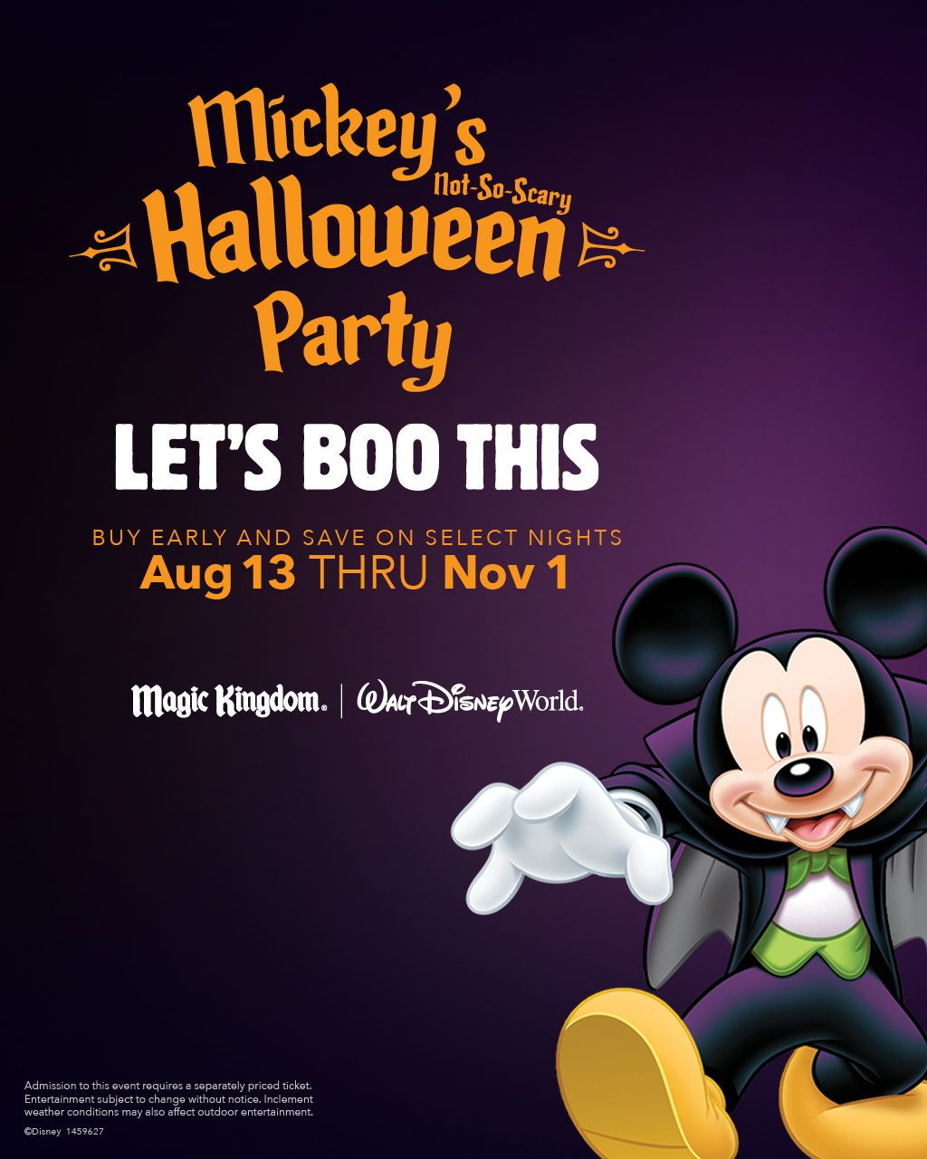 Moms Guide To Mickeys Not So Scary Halloween Party 2020 2020 Mickey's Not So Scary Halloween Party in 2020 | Scary