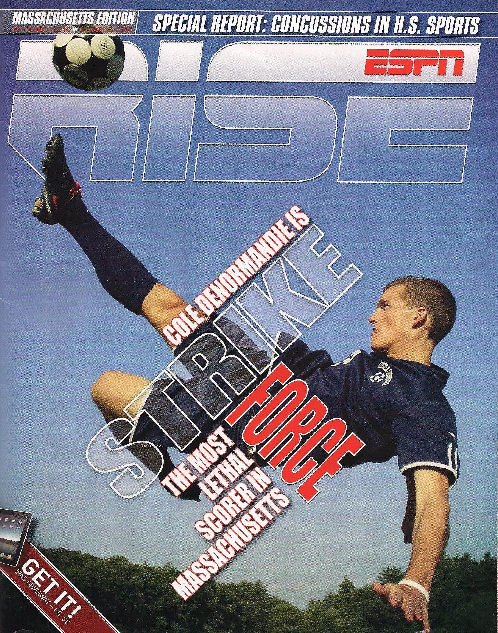 ESPN Rise Magazine