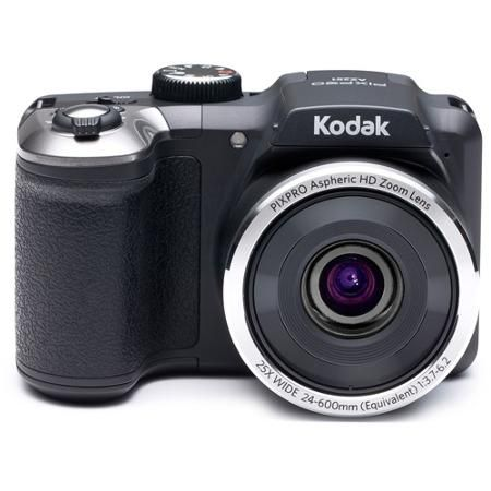 Kodak Az251 Digital Camera With 16 15 Megapixels And 25x Optical Zoom Walmart Com Kodak Pixpro Kodak Digital Camera Digital Camera