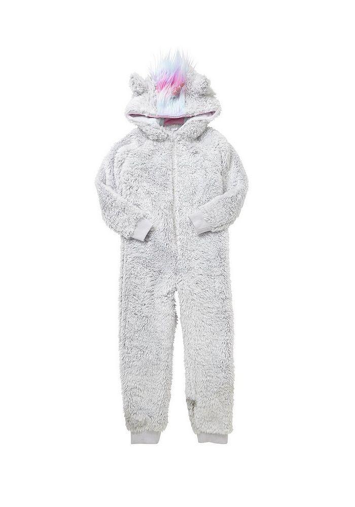 086808eb3c3f97 Tesco direct: F&F Unicorn Fleece Onesie   For the kids :) in 2019 ...