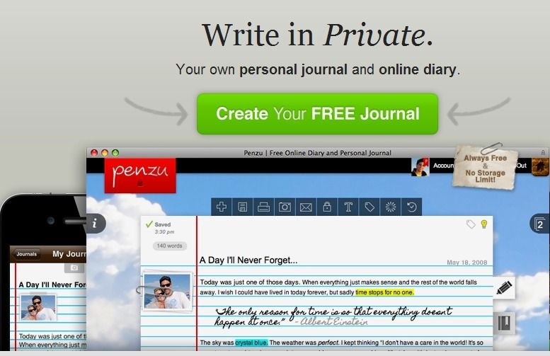 free online journal