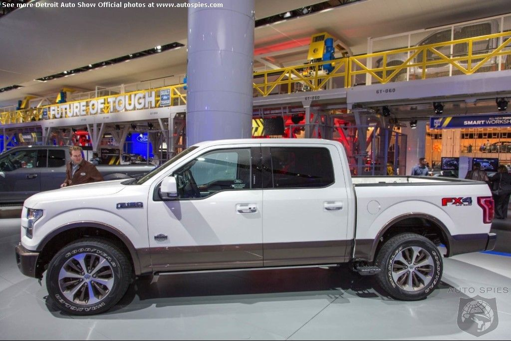 2015FordF150KingRanch 2015 Ford F150 King Ranch 2015FordF150