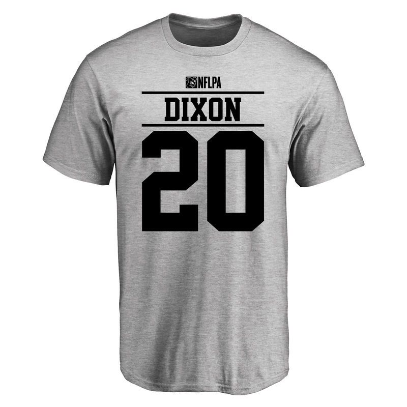 Brian Dixon Player Issued T-Shirt - Ash