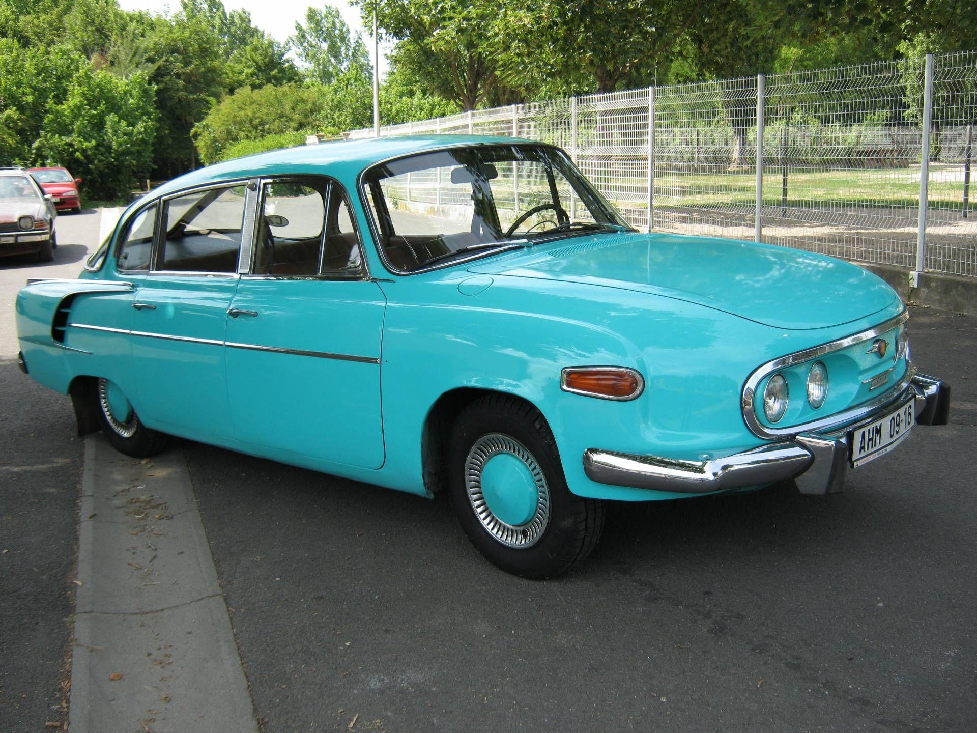 Tatra 603 Tatraplan (1957) | love to own | Pinterest | Classic ...