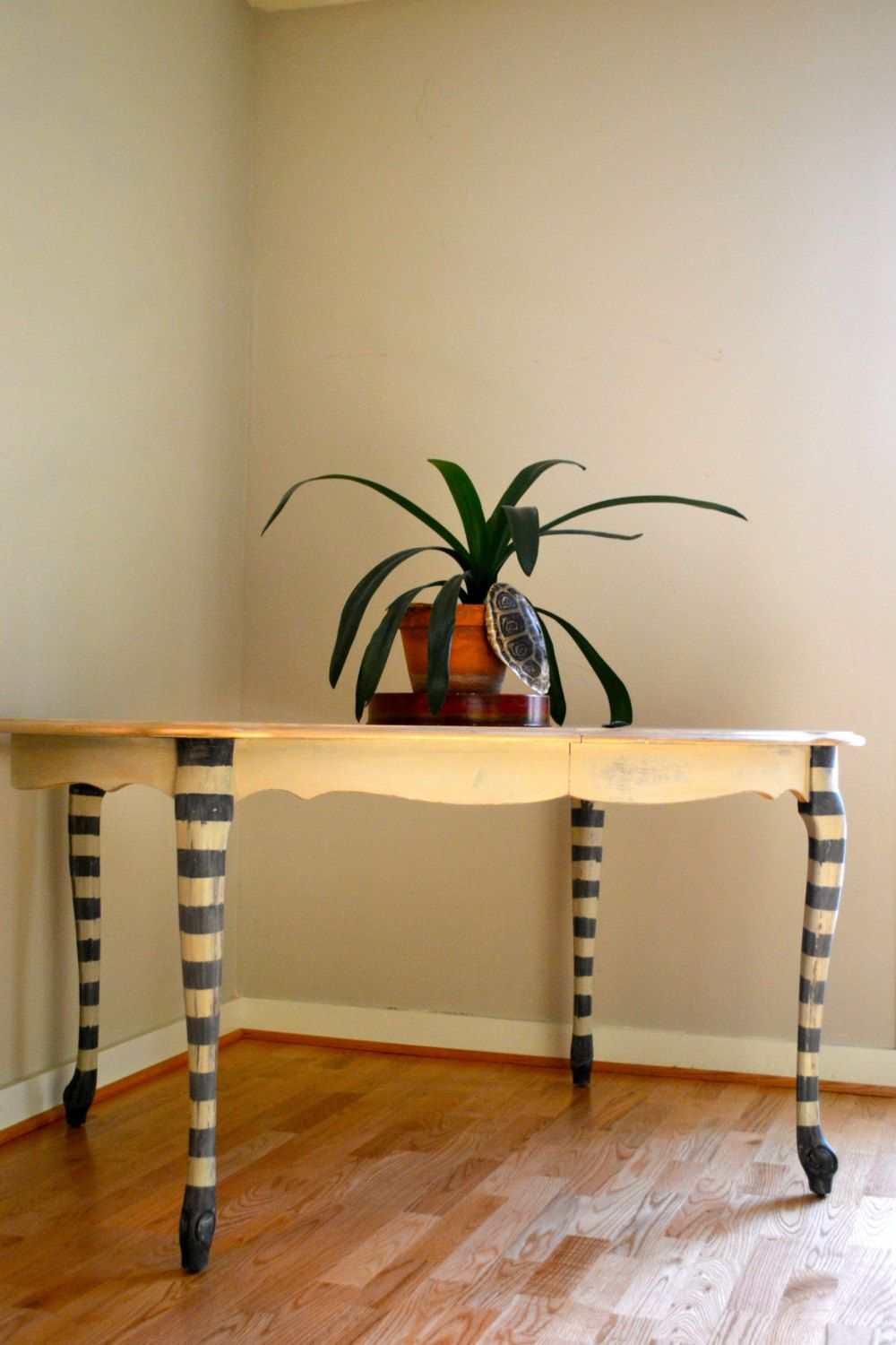 vintage hand painted up cycled dining table decor on hand painted dining room tables id=23504