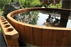Spas suédois Hot Tubs