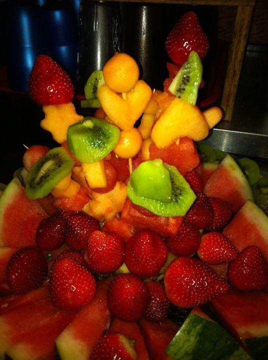 Frutitas apetitosas