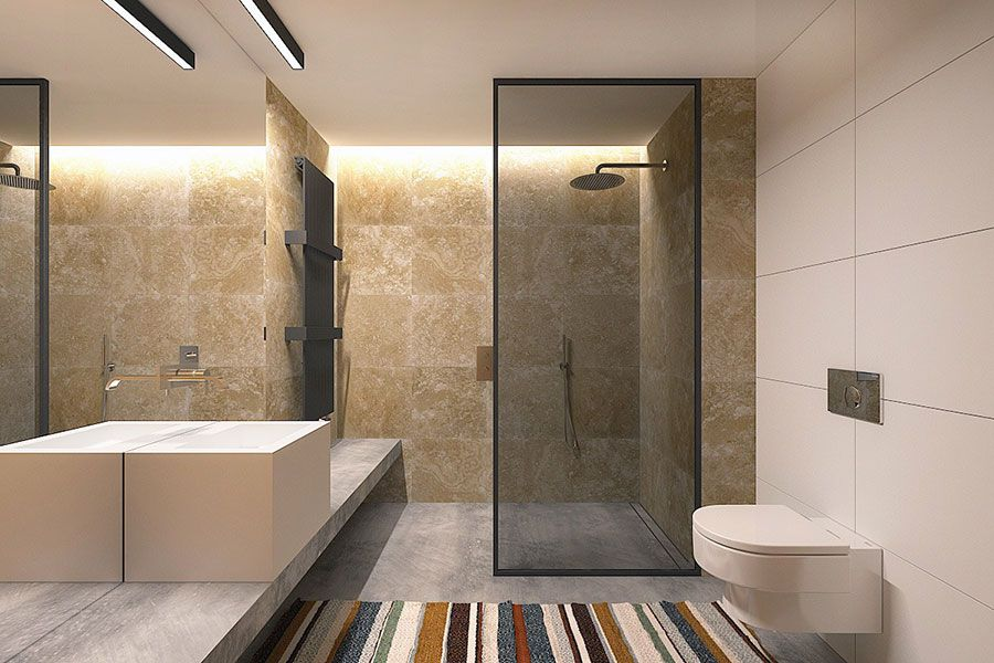 Bagno Piccolo Di Design : Come arredare piccoli appartamenti tante idee dal design dinamico
