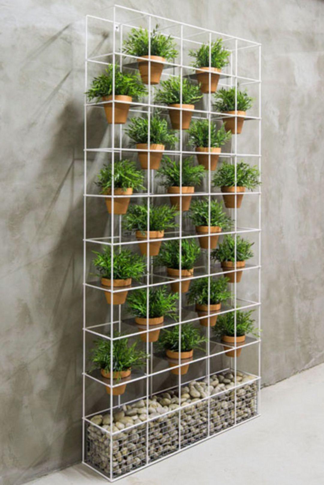 125 Stunning Vertical Garden Ideas To Make Your Home Fresh And Cool Vertical Garden Diy Vertical Garden Design Vertical Garden Wall