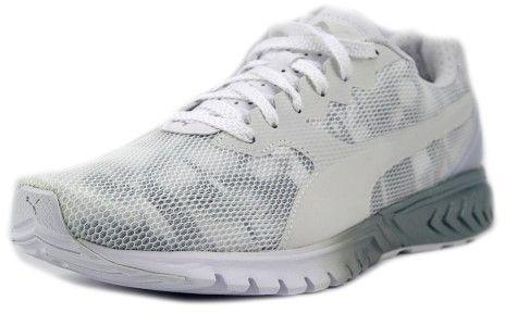 Puma Ignite Dual Mujer Swan Mujer Dual US 12 Blanco Tennis Zapatos  Modelos tenis 3a5c3a