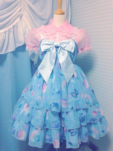 "lolitahime: ""Dream Marine from rinanan06 """