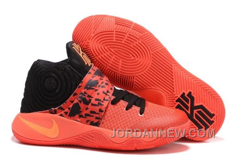 "Find Nike Kyrie 2 ""Bright Crimson"" Bright Crimson Black Atomic Orange Super  Deals online or in Footlocker. Shop Top Brands and the latest styles Nike  Kyrie ... 01bb0643b"