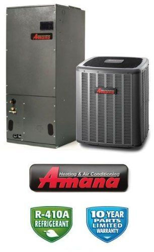 1 5 Ton 13 Seer Amana Air Conditioning System Asx130181 Avptc18301 1599 Air Conditioning Maintenance Heating And Air Conditioning Air Conditioning System