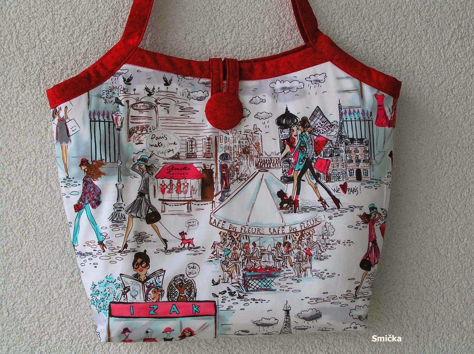Smicka dekor: Letní tašky