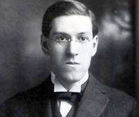 HP Lovecraft | HORROR PALACE™