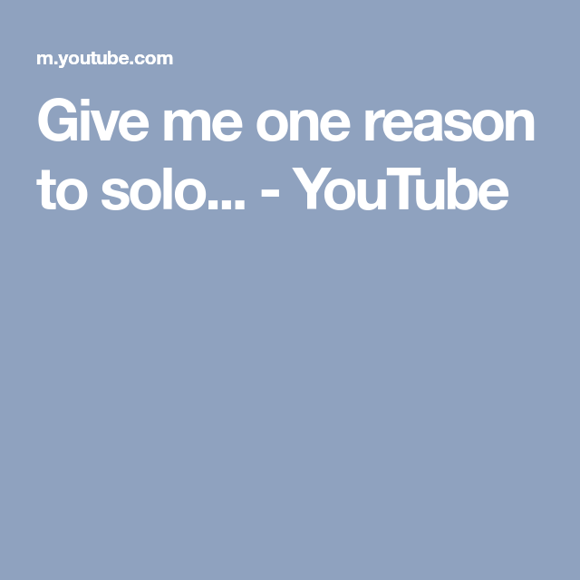 Give Me One Reason To Solo Youtube Guitar Chords Pinterest