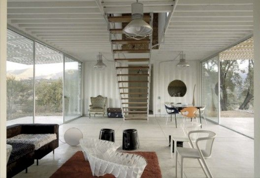 Casa Container... una alternativa para construir un casa