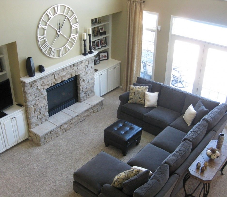 living room : Cheap Grey Couch Living Room Decorating Ideas With ...