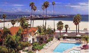 Image result for Harbor View Inn Santa Barbara