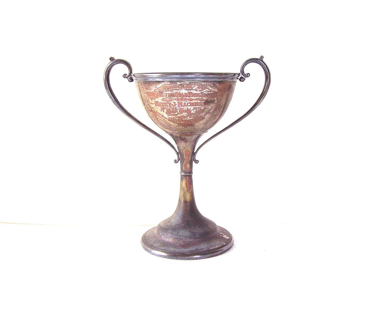 Rare 1911 Kensington goldfish trophy | Curiosities