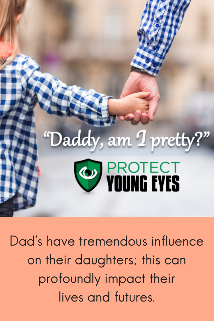 A father's influence is powerful. Dads can show their