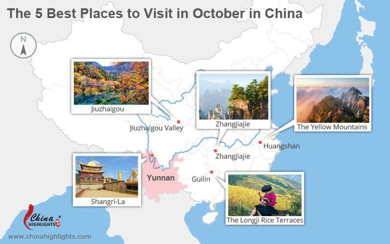 places to visit in october in china The Good Earth