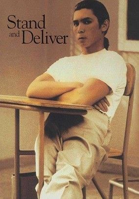 Rent Movies And Tv Shows On Dvd And Blu Ray Inspirational Movies Stand And Deliver Good Movies