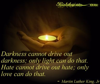 Love Quotes Martin Luther King Jr Hate Light Darkness #1: 4a0d1ec70d670f291ed7ea56f2c64eef