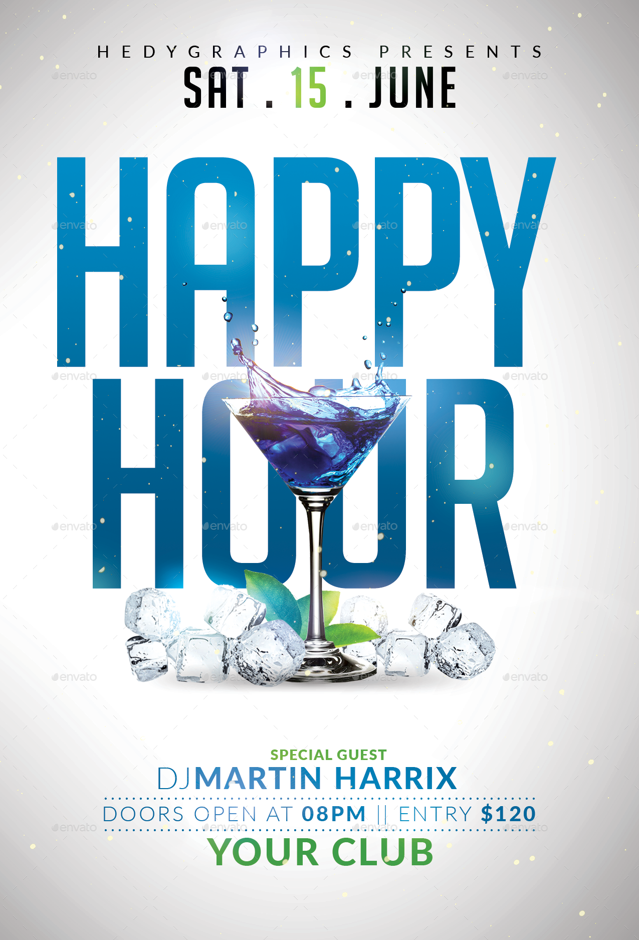 Happy Hour Flyer Template Ad Hour Affiliate Happy Template Flyer Happy Hour Menu Happy Hour Drinks Menu Template
