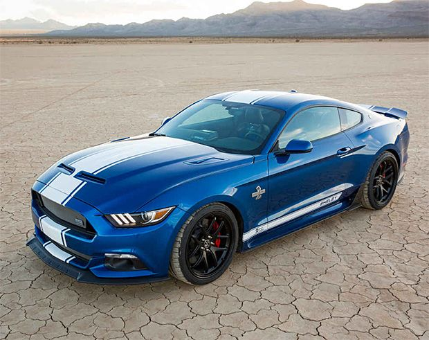 50th Anniversary 2017 Shelby Super Snake
