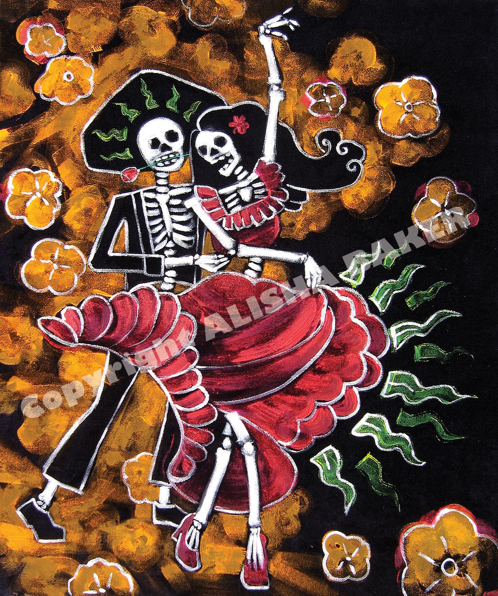 dancing skeletons thesis