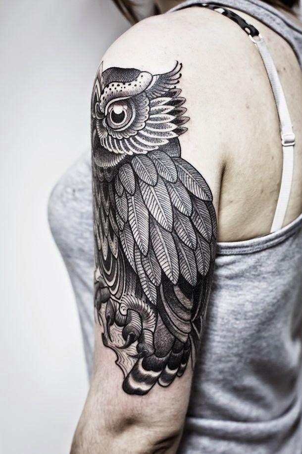 Belagoria Tatuajes De Búhos Significado E Ideas Originales Cosas
