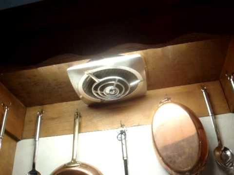 Nutone And Jenn Aire Kitchen Exhaust Fans