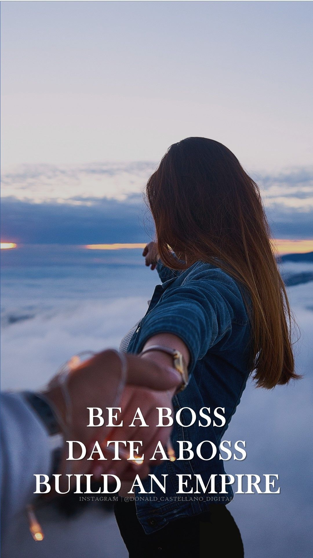 Be A Boss Date A Boss Build An Empire quotes