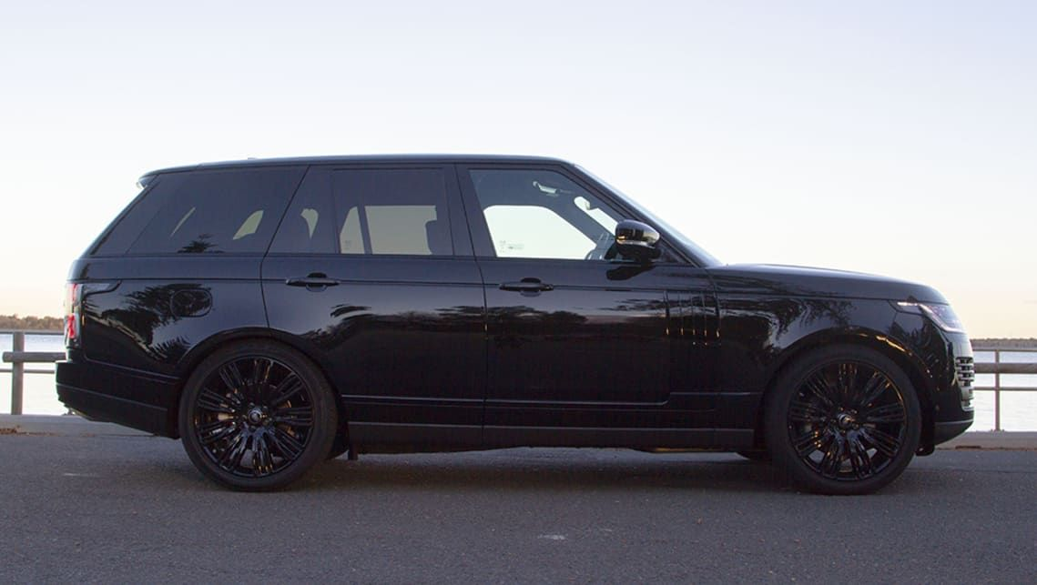 Pin on Range Rover Vogue