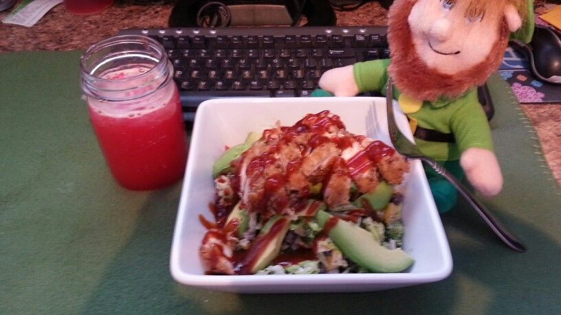 Gourmet eats for lunch todaymade a clean version of the