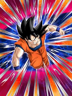 The Desired Battle Goku Goku, Anime, Dragon ball z