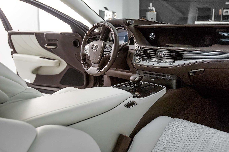 2020 Lexus Ls 500 Performance Lexus Ls Lexus Lexus Sedan