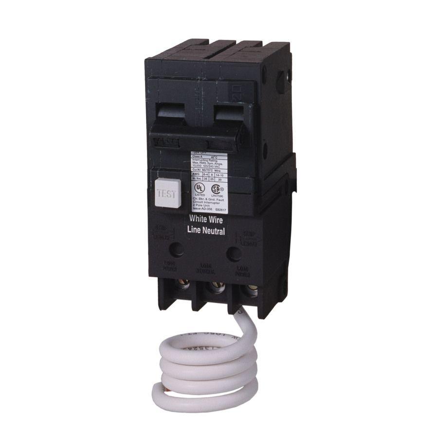 Siemens Qp 50 Amp 2 Pole Gfci Circuit Breaker Qf250p In 2020