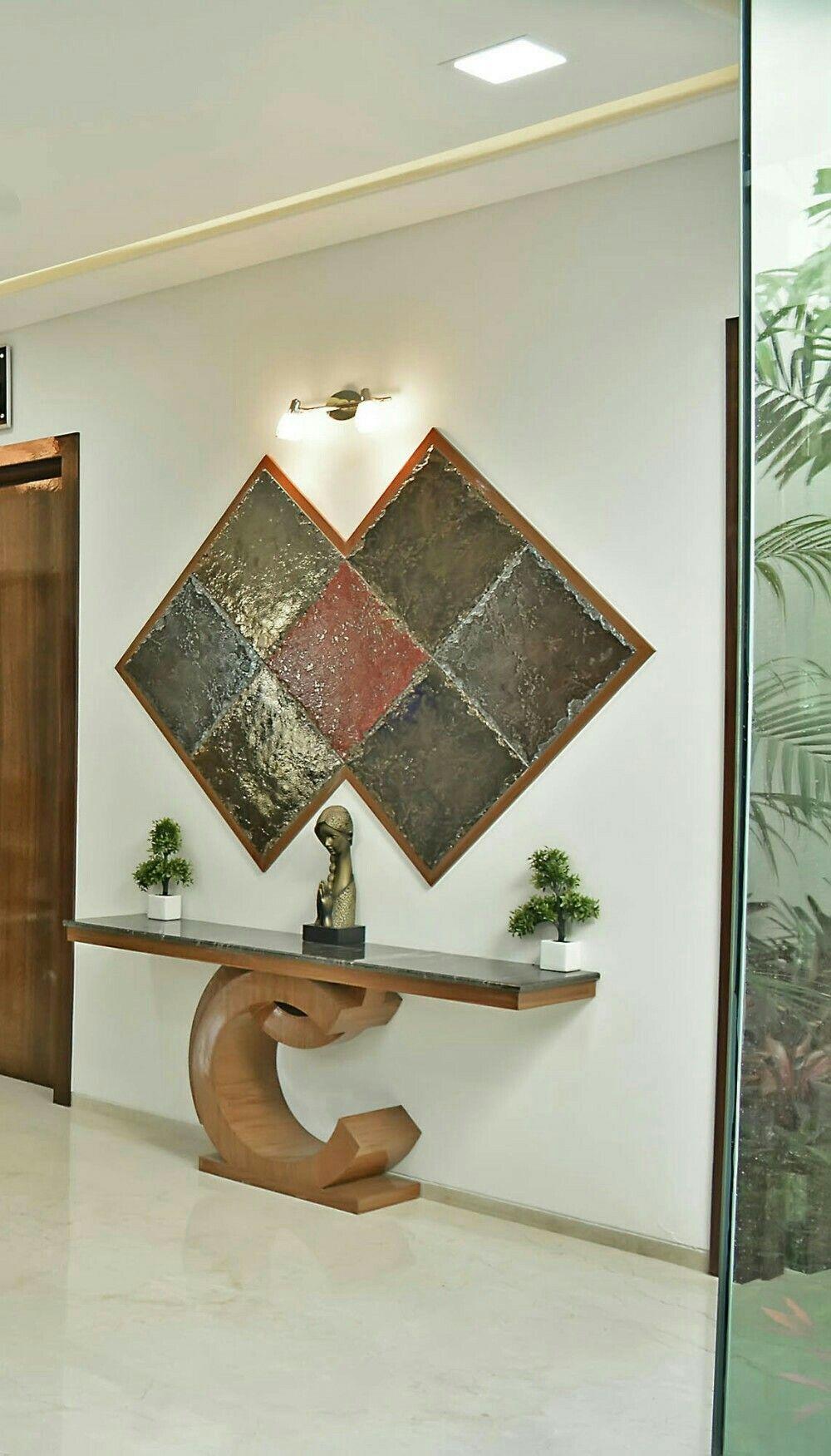 Lobby Interior, Living Room Entertainment