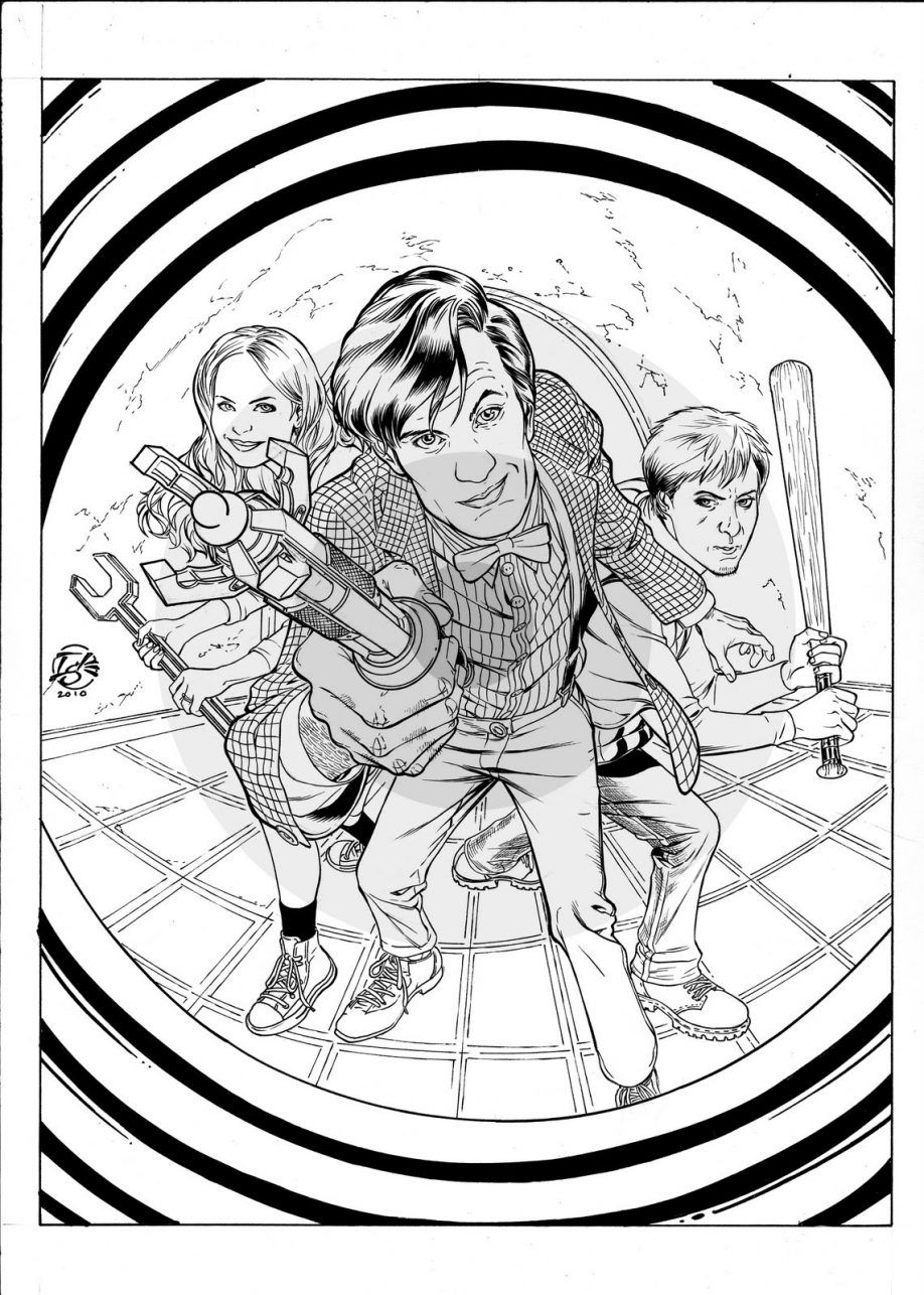 Coloring. Dr Seuss Christmas Coloring Pages Doctor Who Coloring ...
