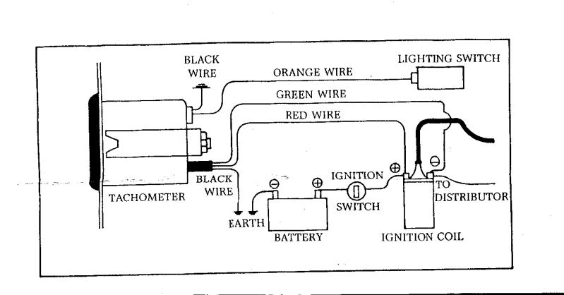 tach wiring