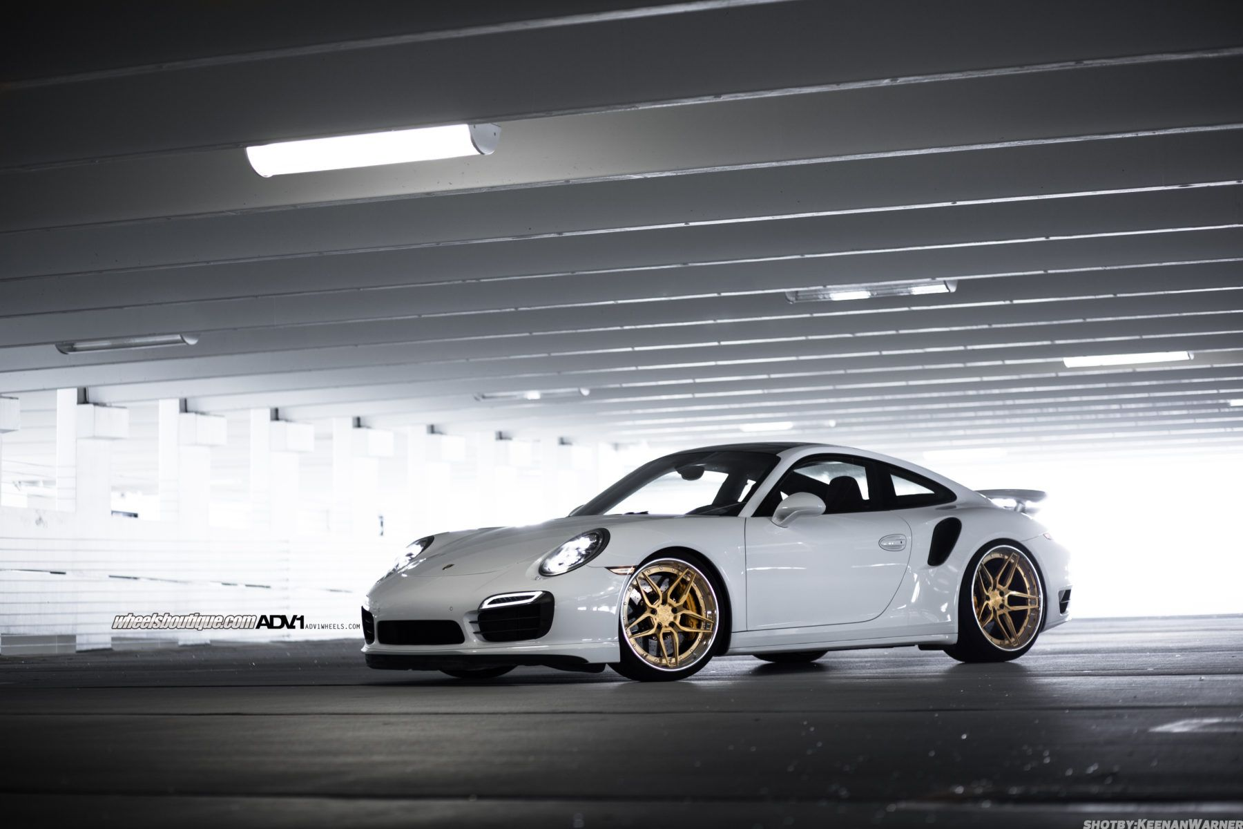 New 911 Turbo 2016