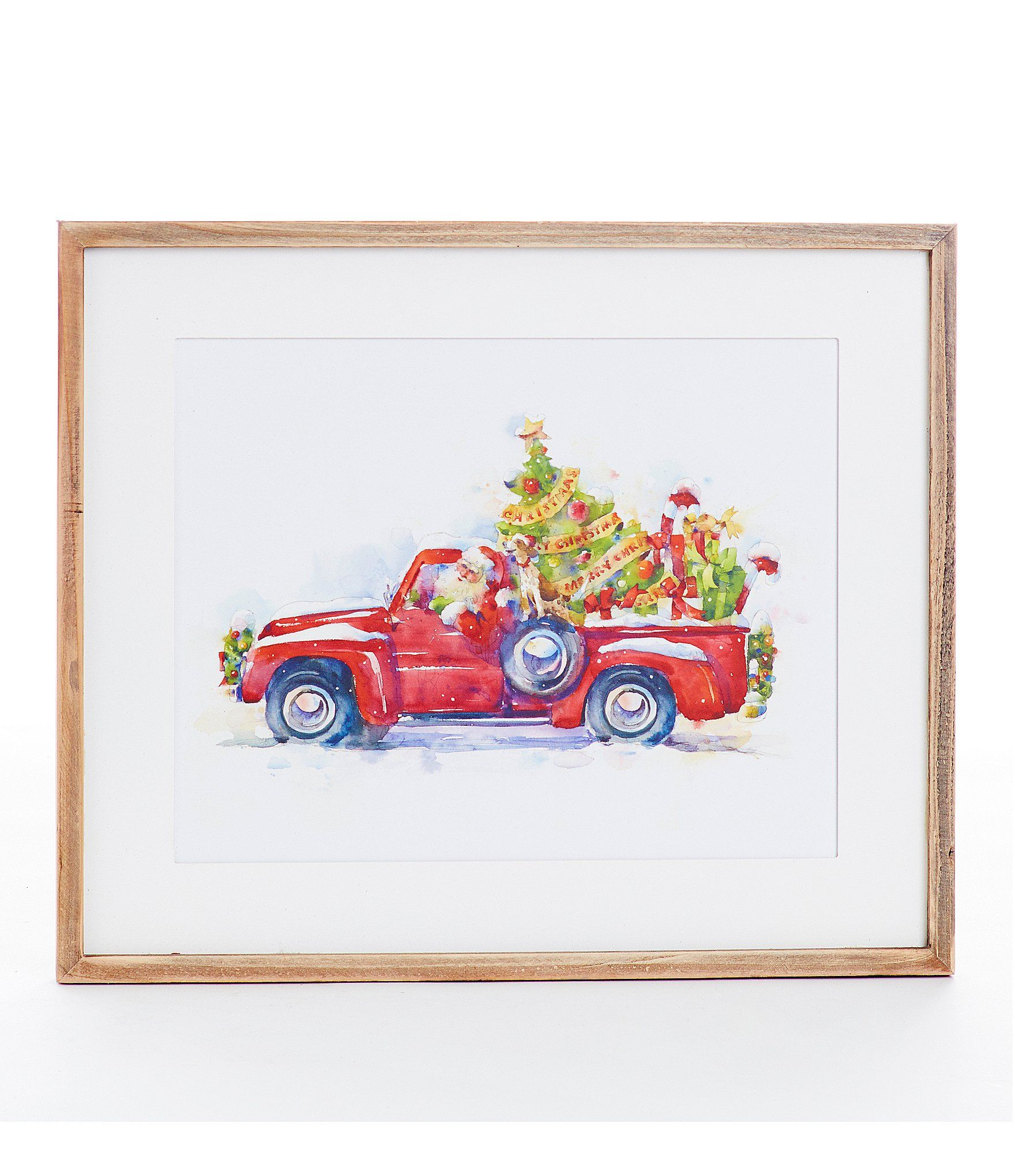 Shop for Southern Living Nostalgic Noel Collection Christmas Truck
