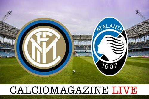 Inter-Atalanta LIVE domenica 12 marzo dalle ore 15