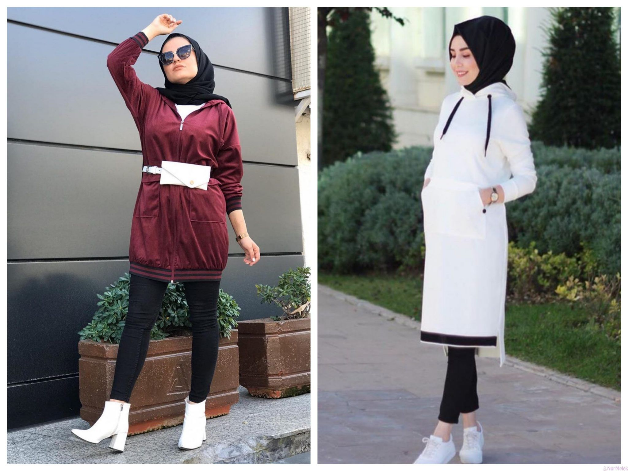 Farkli Tarz Isteyen Ogrenciler Icin Yeni Tesettur Kombin Fikirleri Moda Stilleri Giyim Kiyafet