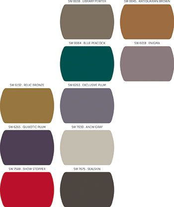 Sherwin williams color forecast 2014 popular paint - Sherwin williams exterior colors 2014 ...