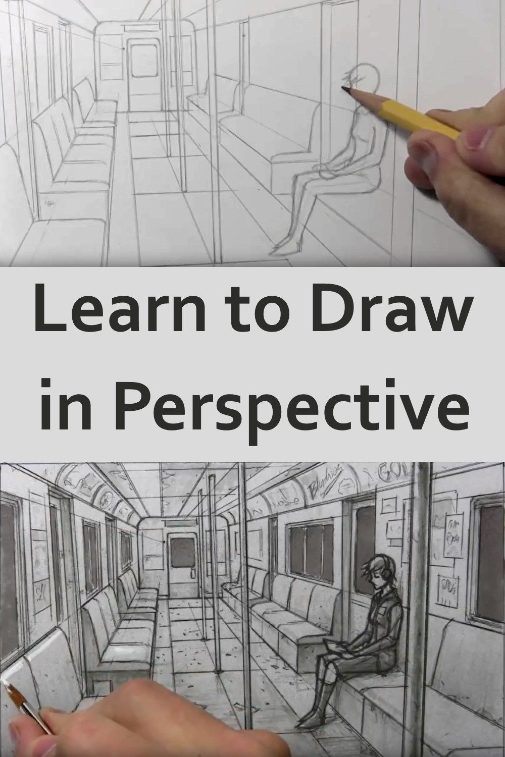 Learn To Draw And Paint In Perspective By Top Instructors Via Free