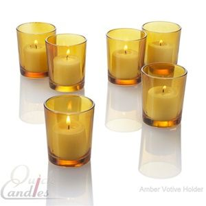 holders come with candles!
